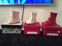 Baby girl Spanish boots
