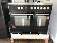 Electric 90cm range cooker teknix brand new with a 2 years warranty