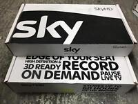 £30 Sky +HD box +multiroom box