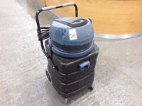 SOTECO VEGAS 429 INDUSTRIAL WET and DRY VACUUM 2600W twin motor 110V Car valet, Gutter clean, Site