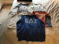 Bundle of 35 items of Boys Clothes (Size 9-11 Years)