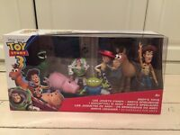 Disney Toy Story 3, unopened 7 character set