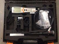 Testo 340 Flue Gas Analyser