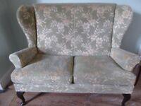 Sofa and 2 Armchairs - £75