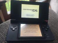 Nintendo DS Black Handheld System