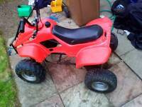 2 quads for sale (projects)