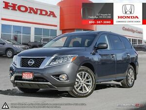 2013 Nissan Pathfinder SEVEN PASSENGER SEATING | PUSH BUTTON...