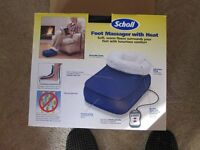 Scholl Foot Massager