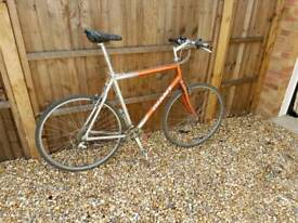 "Giant hybrid bike XL size 23"" (Pub bike/train station bike)"