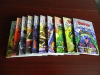 Goosebumps Horrorland Books (10) by R L Stein