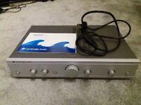 Cambridge Audio A5 Integrated Amplifier Silver