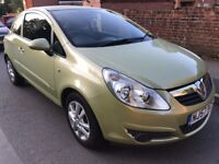 Automatic 2008 Vauxhall Corsa 1.4 Club Auto** Only 68,000 miles