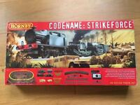 Hornby Train Set - Codename Strikeforce