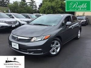 2012 Honda Civic Sedan EX-L-Navi