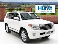 Toyota Land Cruiser V8 D-4D V8 (white) 2015-07-10