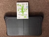 Wii fit board plus game