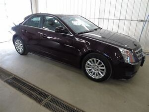 2010 Cadillac CTS Heated Front Seats, Bose Sound System, Bluetoo