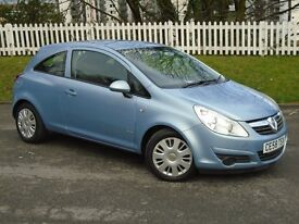 2008 (58) Vauxhall Corsa 1.4 i 16v Club | FULL HISTORY | LONG MOT | LOW MILAGE |2 KEYS