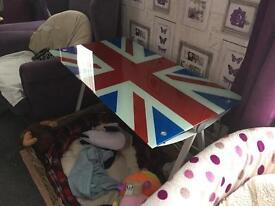 Union Jack desk
