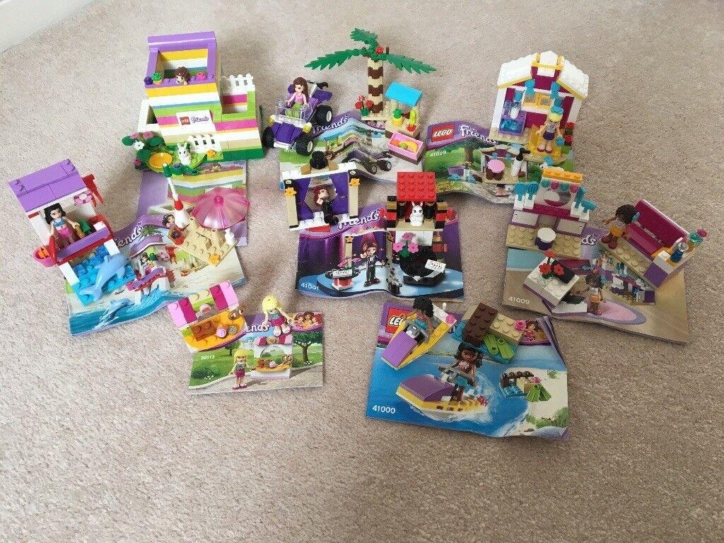 Lego Friends Bundle 8 Sets In Redcar North Yorkshire Gumtree