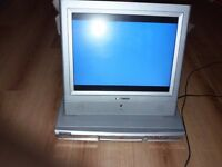 Mikomi 15 inch tv with dvd player