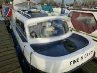 Dawncraft Dandy 19ft Cabin Cruiser