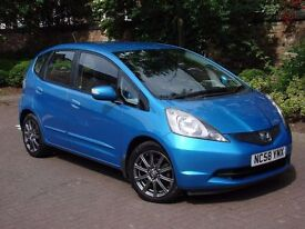 EXCELLENT EXAMPLE!!! 2008 HONDA JAZZ 1.4 ES 5dr, LONG MOT, ONLY 55000 MILES, 3 MONTHS WARRANTY