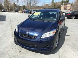 2011 Toyota Matrix ALL WHEEL DRIVE H/B A/C
