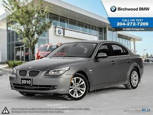 2010 BMW 5 Series 535i xDrive Executive Edition