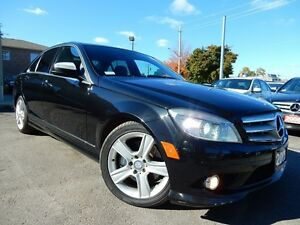 2008 Mercedes-Benz C-Class C300 | 6-SPEED MT | LEATHER.SUNROOF