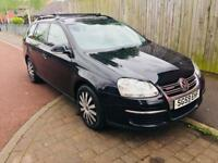 Volkswagen Golf bluemotion 1.9 tdi Diesel year 2009 millege 105000