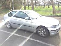 BMW 318ti Project / spares & repairs £600 ono