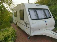 Bailey Pageant Moselle 4 Berth Touring Caravan, Full Awning, many extras.