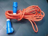 10m extension cable for caravan / motorhome