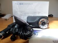"For Sale - Used FULL HD 3"" SCREEN DASH-CAM RECORDER - (AS NEW)"