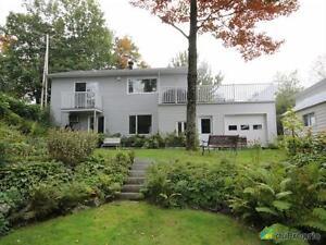 199 000$ - Maison à un étage et demi à vendre à Cap-St-Ignac