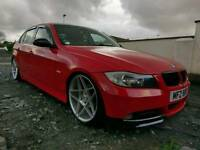 E90 320d swap for fn2 St why?