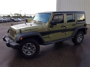 2013 Jeep WRANGLER UNLIMITED Rubicon LEATHER NAV