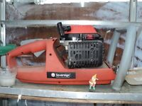 hedge trimmer for spare and repairs