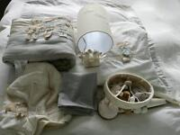 Mamas & Papas Once Upon A Time Cot Bundle.