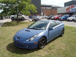 2002 Toyota Celica GT ~ SUNROOF ~ POWER OPTIONS ~ CERTIFIED ~