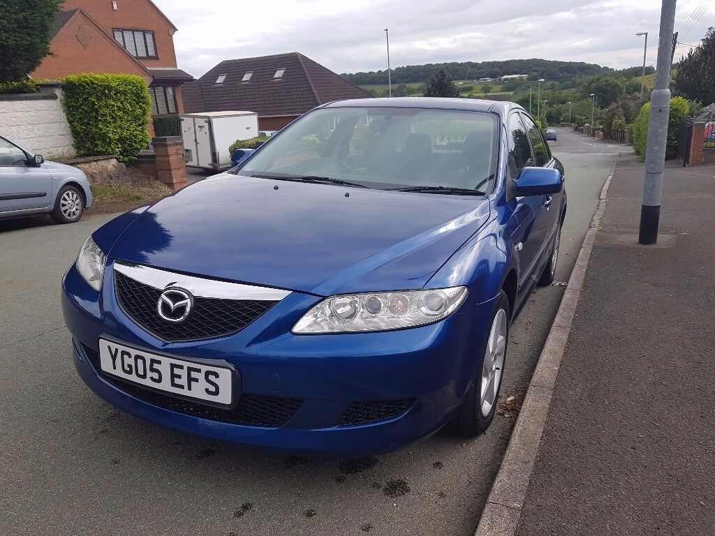 mazda 6 2005 2 0 petrol automatic in stoke on trent staffordshire gumtree. Black Bedroom Furniture Sets. Home Design Ideas