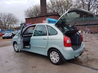 Citroen Picasso - 1.6 DIESEL, ONLY 70,000 MILEAGE (VERY LOW DIESEL MILEAGE) 54 Plate Service History