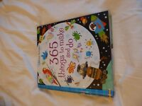 Usborne 365 things to make and do