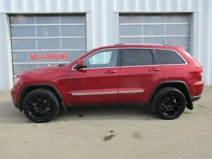 2011 Jeep Grand Cherokee Laredo X Leather 20