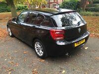 2013 '13' BMW 1 SERIES 1.6 D Efficient Dynamics Sports Hatch 5dr (start/stop)