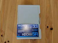 SONY BCT-33SR 33 MINUTE HDCAM