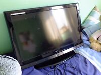 """Television 36"""" For Sale, Flat Screen, Very Good Condition"""