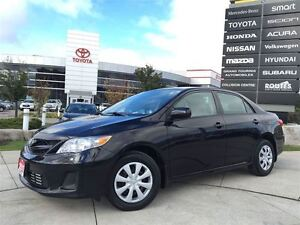 2013 Toyota Corolla LE*ONE OWNER, HEATED FRONT SEATS