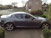 Mazda RX-8 for sale spares or repairs